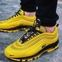 Nike Air Max 97 Premium Fashion Casual Running Sport Shoes