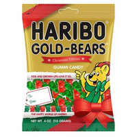 Haribo Christmas Bears