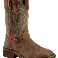 Justin Gypsy Waterproof Cowgirl Boots - Square Toe - Sheplers