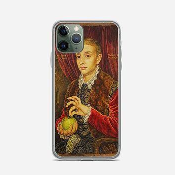 Boy With Apple Grand Budapest Hotel iPhone 11 Pro Max Case