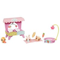 Littlest Pet Shop Babies Themed Pack - Nap Time With Babies