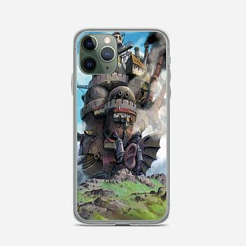 Howl Moving Castle Poster iPhone 11 Pro Case