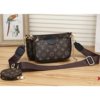 Louis Vuitton LV Crossbody Shoulder Bag Set Ordinary quality-3