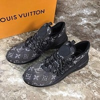 lv louis vuitton womans mens 2020 new fashion casual shoes sneaker sport running shoes 236
