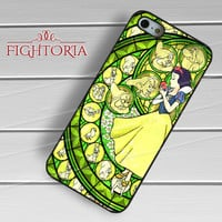 snow white stained glass-1nay for iPhone 4/4S/5/5S/5C/6/ 6+,samsung S3/S4/S5,S6 Regular,S6 edge,samsung note 3/4