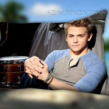 """New Hunter Hayes Country Music Autograph - Pillow Case Cover Bedding SIZE 30"""" x 20"""""""
