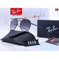 RayBan Ray-Ban Fashion Women Men Summer Sun Shades Eyeglasses Glasses Sunglasses 5#