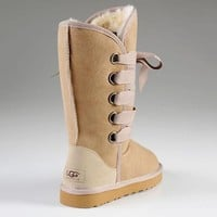 UGG Bow Tie Shoes Warm Shoes In Tube Boots Shoes Tagre™