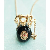 Vintage Telephone Necklace