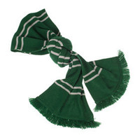 Authentic Slytherin Scarf | Universal Studios Merchandise