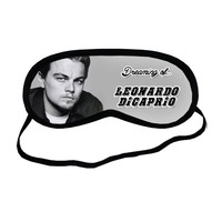 Leonardo DiCaprio Dreaming Of Sleeping Mask