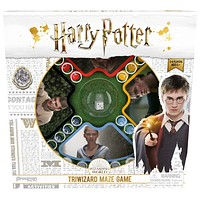 Pressman Harry Potter Tri-Wizard Tournament - Capture The Cup Game Basic Pack