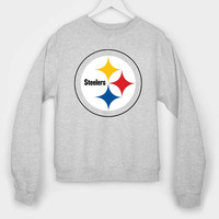 Pittsburgh Steelers National League Football long sleeves for mens and womens by usa