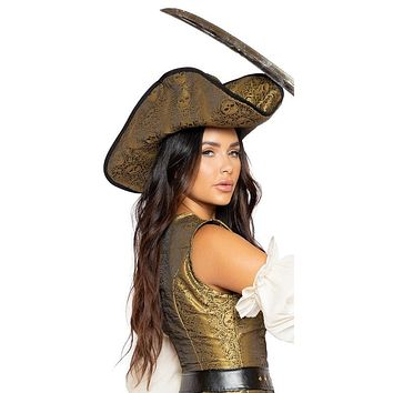 Sexy Treasure Seeking Pirate Woman Hat