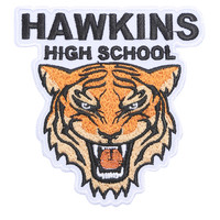 Stranger Things Hawkins High School Iron-On Patch