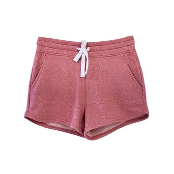Tell All Shorts | Pink