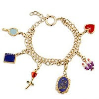 Beauty and the Beast: The Broadway Musical Charm Bracelet | Disney Store