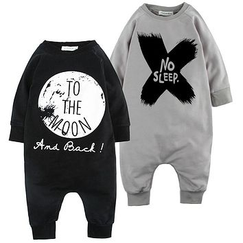 Baby Boy Clothing Sets Infant Jumpsuits Long Sleeve Baby Girl Clothing born Baby Clothes
