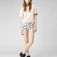 Landers Quilted Silk Top by Isabel Marant  amp;amp;#201;toile
