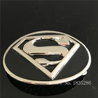 Superman Belt Buckles