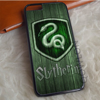 Harry Potter Slytherin Wood iPhone 6   6S Case