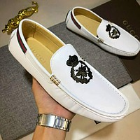 Gucci Trending Men Stylish Casual Shoes White I-XIMIN-WMNX