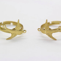 Ring, swallow ring, wedding jewelry, gift for girlfriend, Christmas gift.