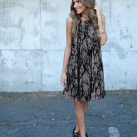 Branch Out Dress - ITEM OF THE DAY