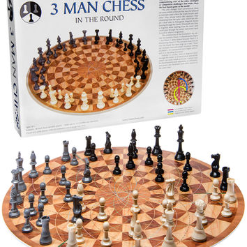 Three Man Chess