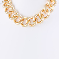 Chunk Chain Necklace