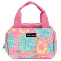 Lunch Tote Simply Southern Hibiscus