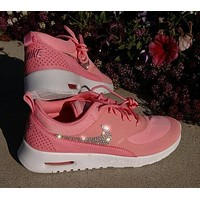 Nike Air Max Thea Bright Melon Pink Shoe