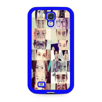 Youtube Boy Band Samsung Galaxy Case Available For Galaxy S4 Case Galaxy S5 Case Galaxy S6 Case Galaxy S6 Edge Case