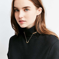 Harlow Pendant Choker Necklace - Urban Outfitters