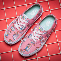 Trendsetter Vans X Toy Boy Canvas Old Skool  Flats Shoes Sneakers Sport Shoes