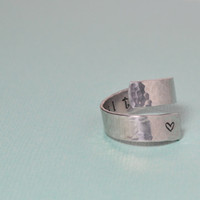 Always - Until The Very End Wrap Ring - Harry Potter