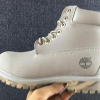 DCCK Timberland Rhubarb Boots 10061 2018 Grey  Waterproof Martin Boots