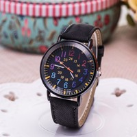 Designer's Gift Good Price Trendy Awesome Great Deal New Arrival Ladies Stylish Simple Fashion Watch [6542335299]