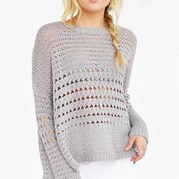 Kimchi Blue Aries High/Low Sweater