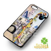 Disney Princess Palace - 21zzzz for  iPhone 6S case, iPhone 5s case, iPhone 6 case, iPhone 4S, Samsung S6 Edge