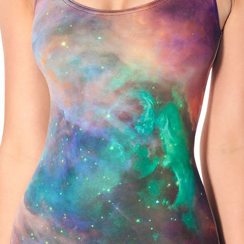 Far Away Galaxy Bodysuit