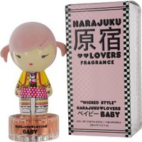 Harajuku Lovers Wicked Style Baby Perfume by Gwen Stefani for women Personal Fragrances