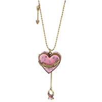 Cute Zinc Alloy Anniversary Necklaces For Women Xl00114