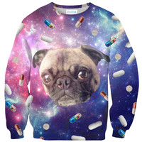Pugs with Drugs Sweater