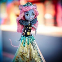Monster High Boo York, Boo York Gala Ghoulfriends Mouscedes King Doll