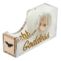 Wonder Woman Tape Dispenser Wonder Woman Desk Accessories Wonder Woman Office Wonder Woman Accessories Wonder Woman Gift