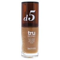 Covergirl Trublend Liquid Makeup - # D5 Tawny By Covergirl For Women - 1 Oz Foundation