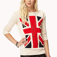 British Flag Sweater