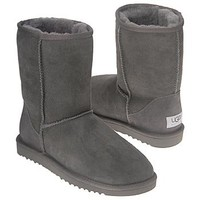 Women's UGG  Classic Short Grey Shoes.com