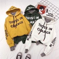 THOSE IN CHARGE HOODIE (more colors)